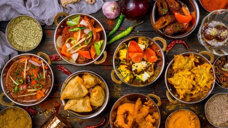 7 restaurantes de comida india en Madrid