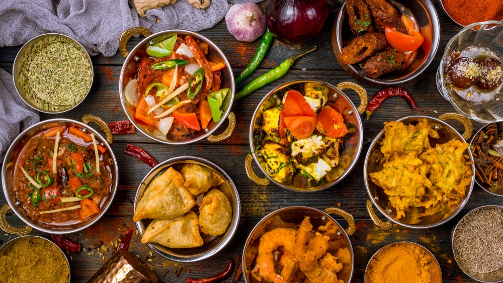 7 restaurantes de comida india en Madrid