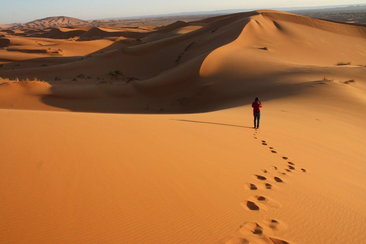 5 maravillosos desiertos que merece la pena visitar