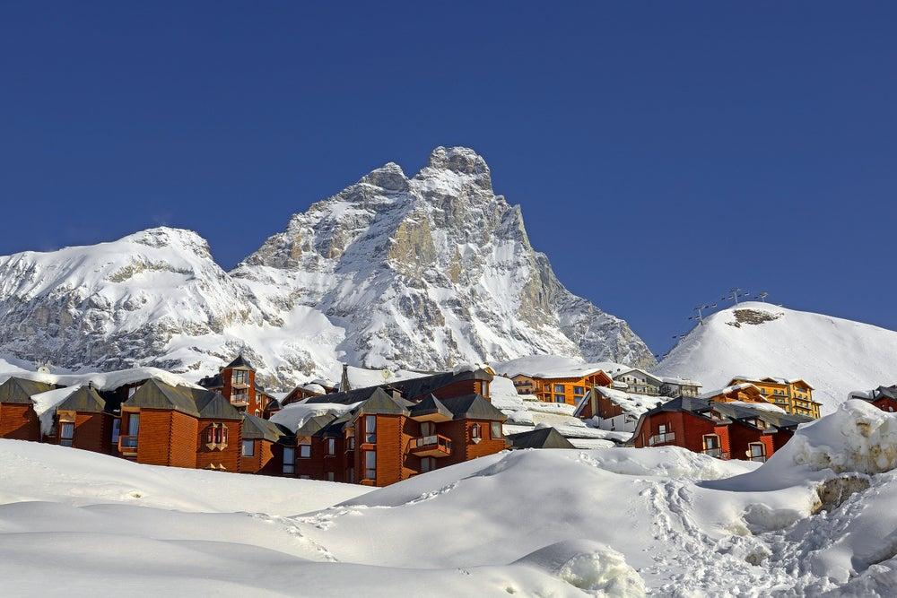 Zermatt, una de las estaciones de esquí más altas del mundo