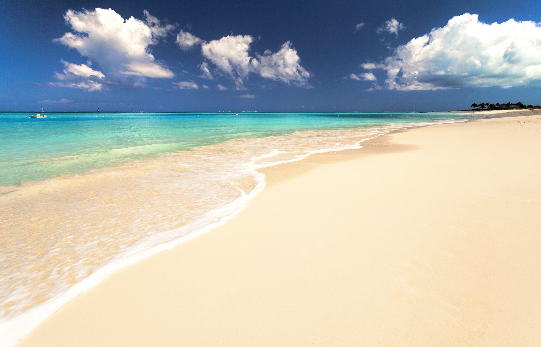 Grace Bay, una de las mejores playas de 2018