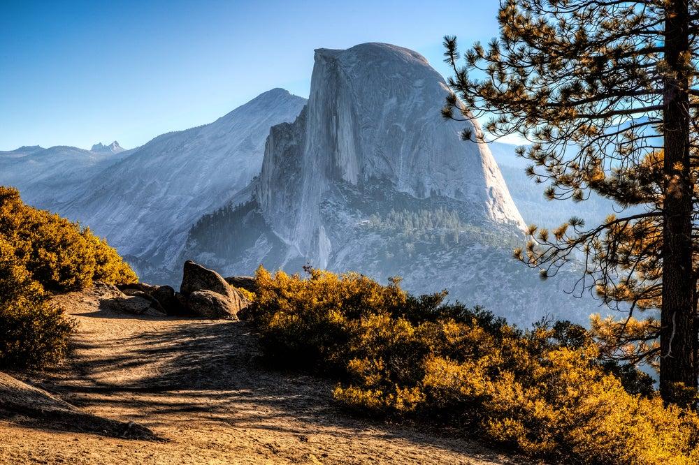 Half Dome en Yosemite