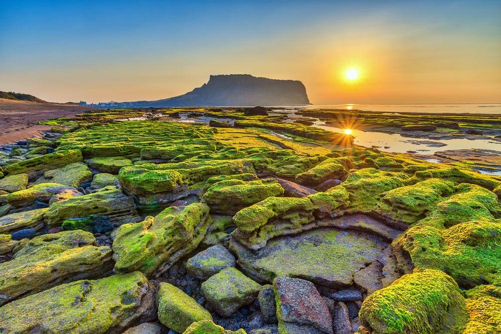 Isla Jeju en Corea, una de las 7 maravillas del mundo natural