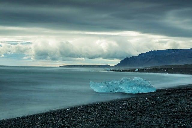 Jokkularson en Islandia