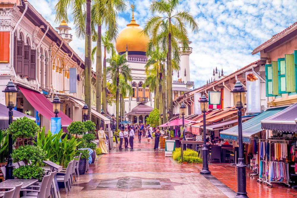 Kampong Glam, uno de los barrios más antiguos de Singapur