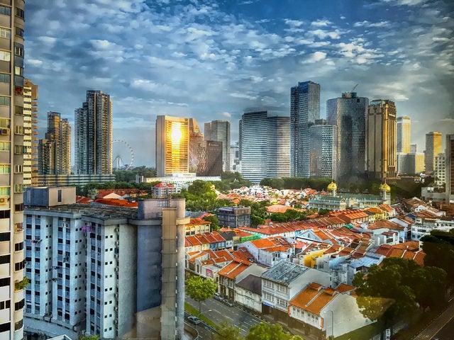 Kampong Glam en Singapur