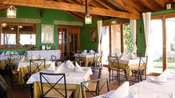 Restaurante La Galana para comer en la Sierra de Gredos