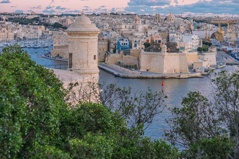 La Valetta en Malta