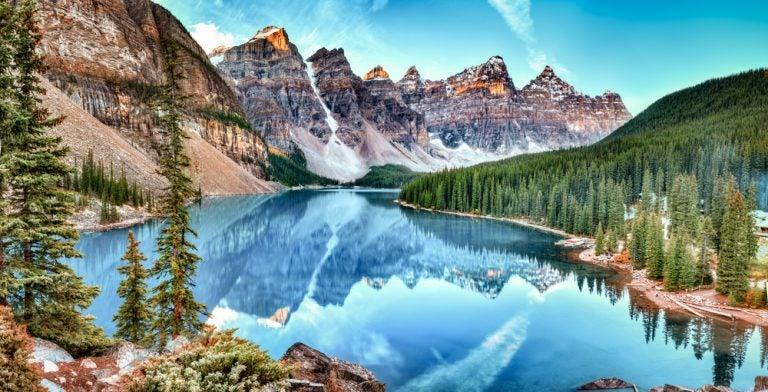 Canadá y su naturaleza: un recorrido espectacular