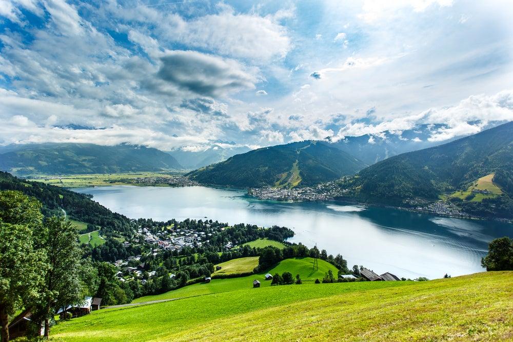 Lago Zell