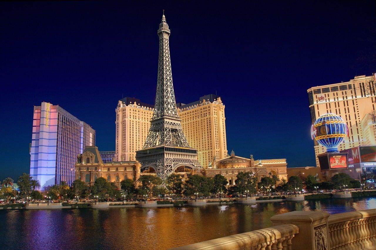 Los espectáculos de Las Vegas más peculiares