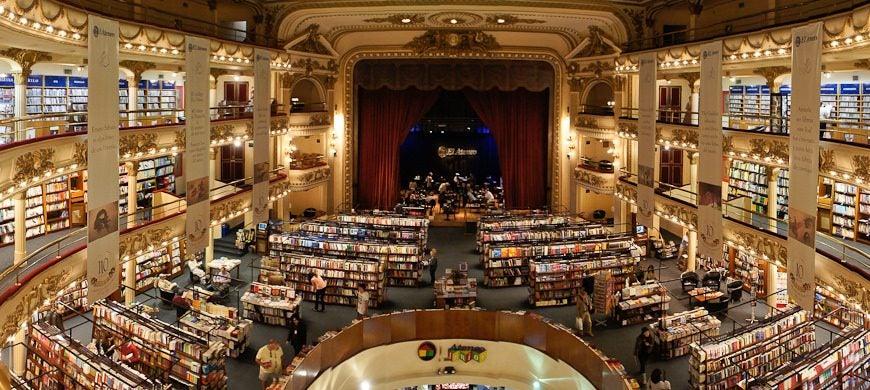 Las librerías más singulares y encantadoras del mundo