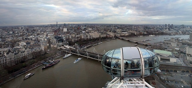 Vista desde el London Eye