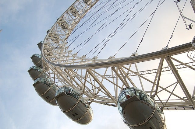 Cabinas del London Eye