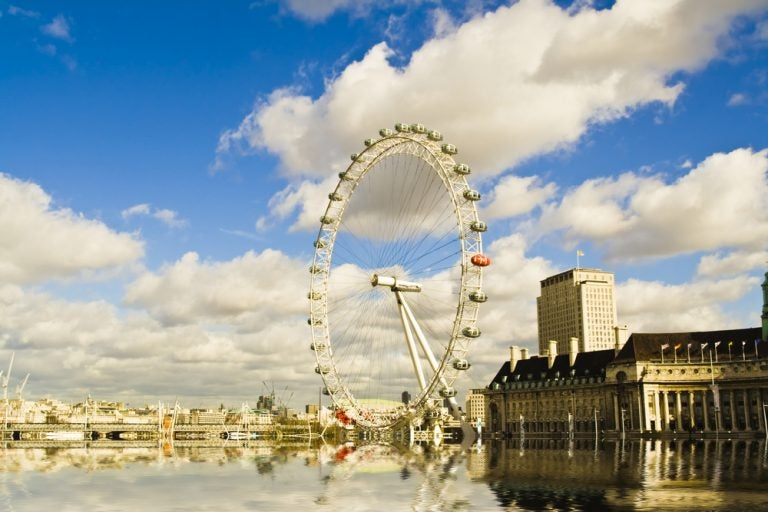 Subir al London Eye, ¿qué época es la mejor para disfrutarlo?