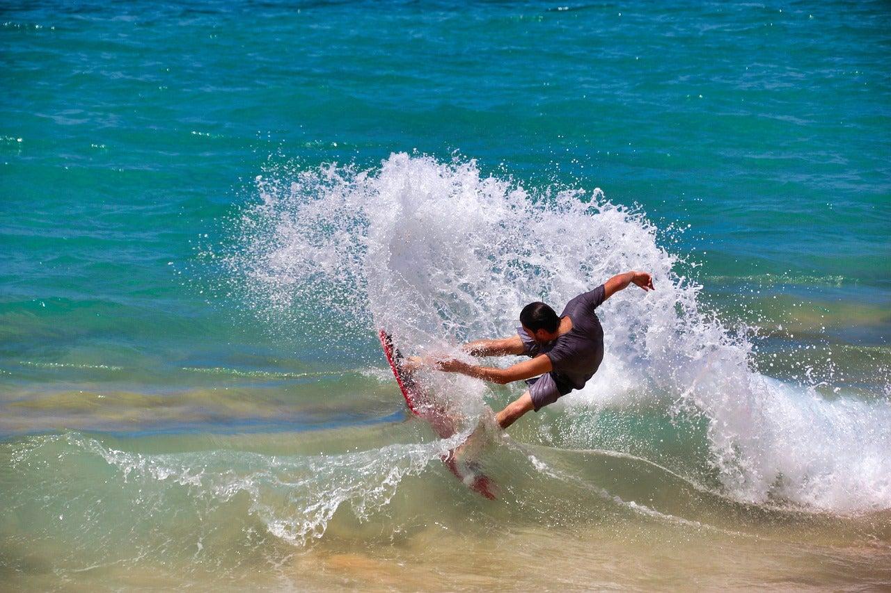Lugares para aprender surf: te llevamos a los mejores