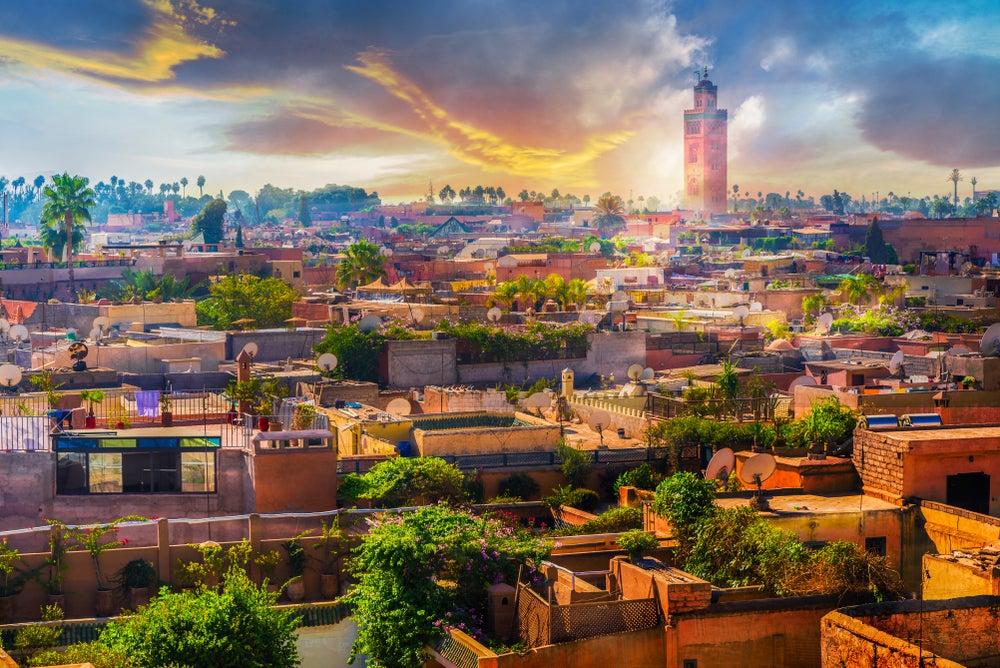 Vamos a disfrutar del encanto de Marrakech