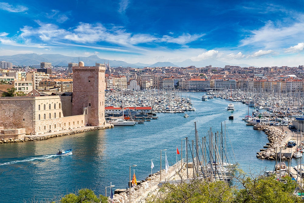 Te invitamos a un recorrido por Marsella inolvidable