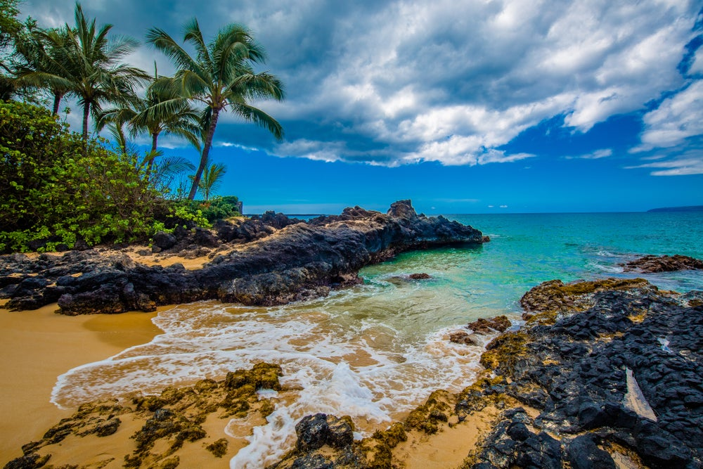 Maui en Hawaii, uno de los lugares increíbles para casarse