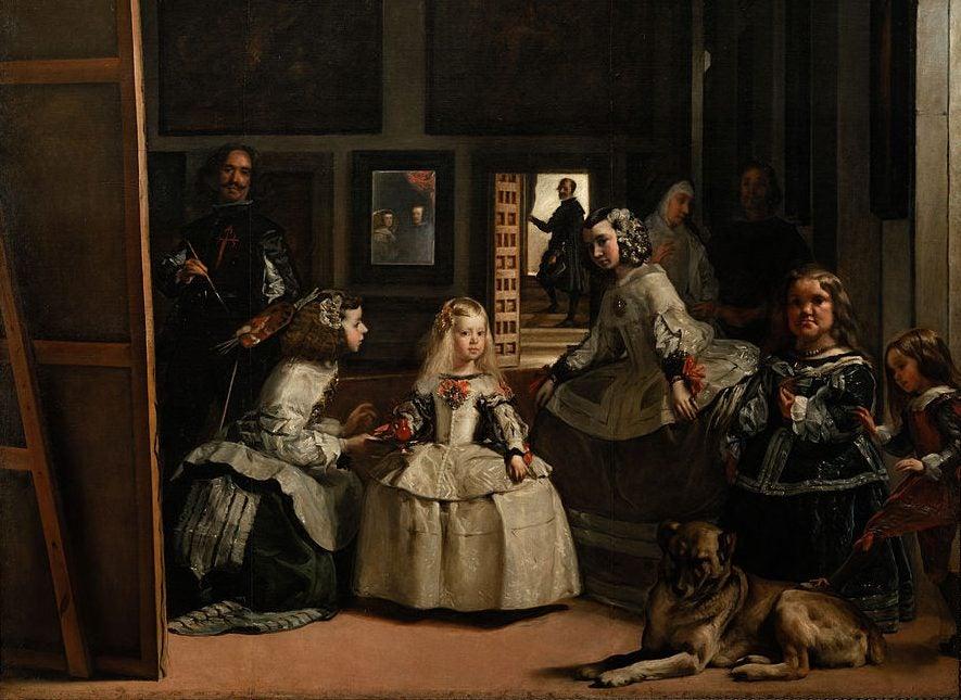 La meninas, de Diego Velázquez