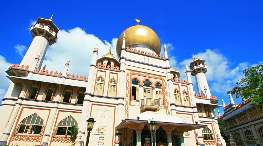 Mezquita del Sultán en Kampong Glam
