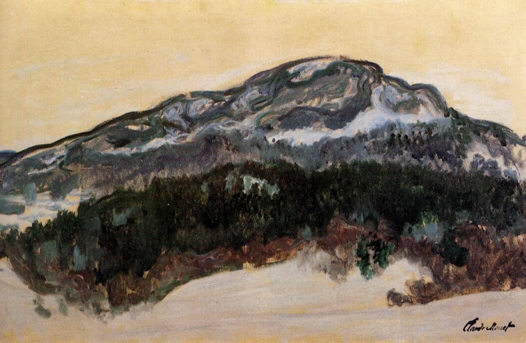 """""""Monte Kolsaas"""" de Monet"""