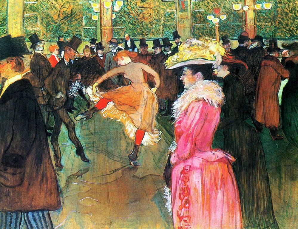 Henri de Toulouse-Lautrec, descubre la obra del artista francés
