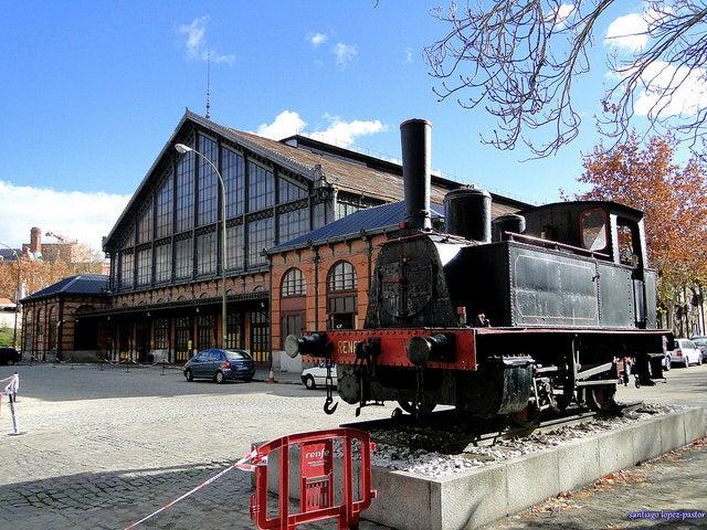 Visitamos el Museo del Ferrocarril de Madrid