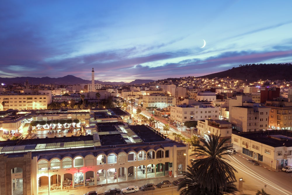 Nador en Marruecos
