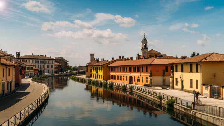 Los Navigli de Milán, un barrio con mucho encanto