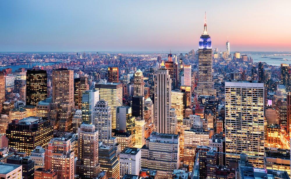 Nueva York por la noche