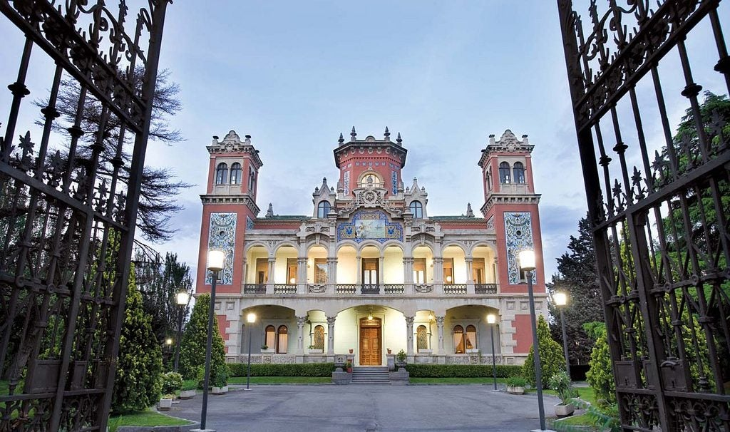 Palacio de Larrinaga de Zaragoza