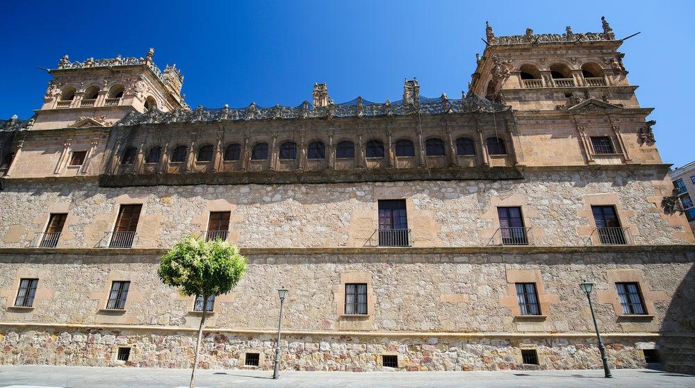 Visitamos el Palacio de Monterrey de Salamanca
