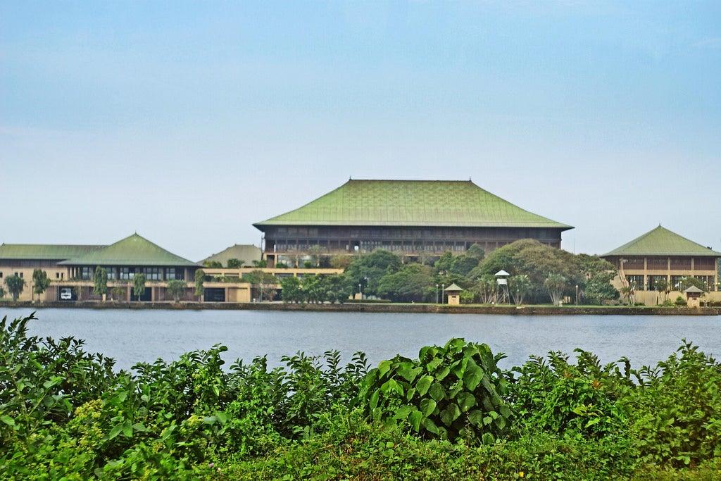 Parlamento de Sri Lanka