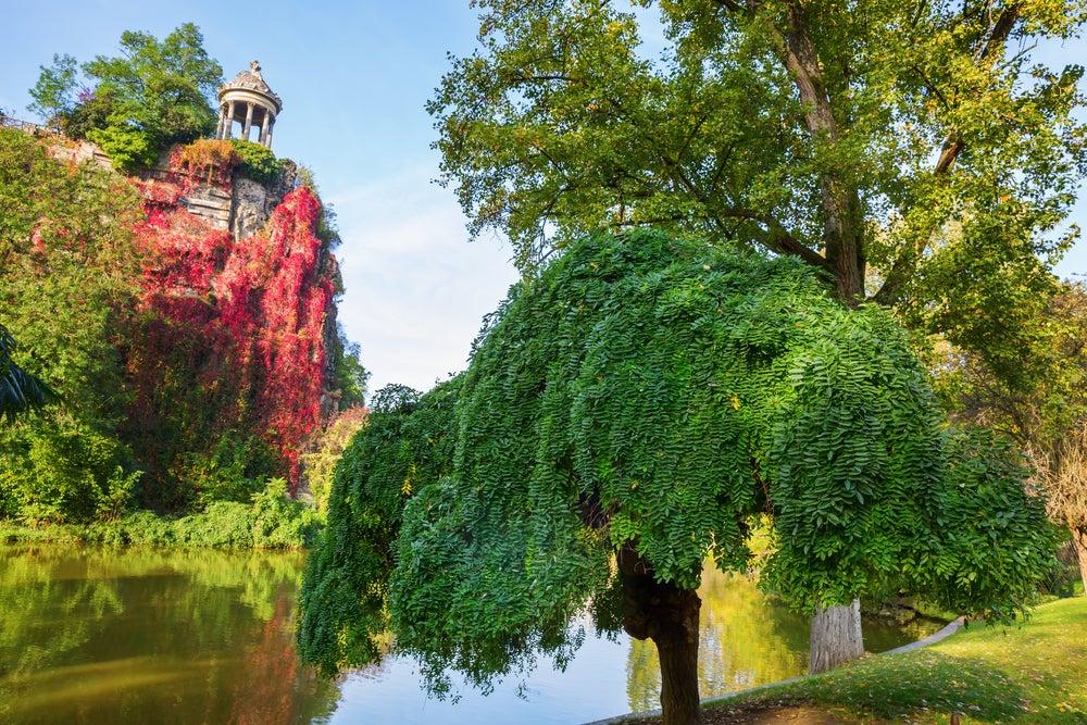 El parque Buttes-Chaumont, el gran secreto de París