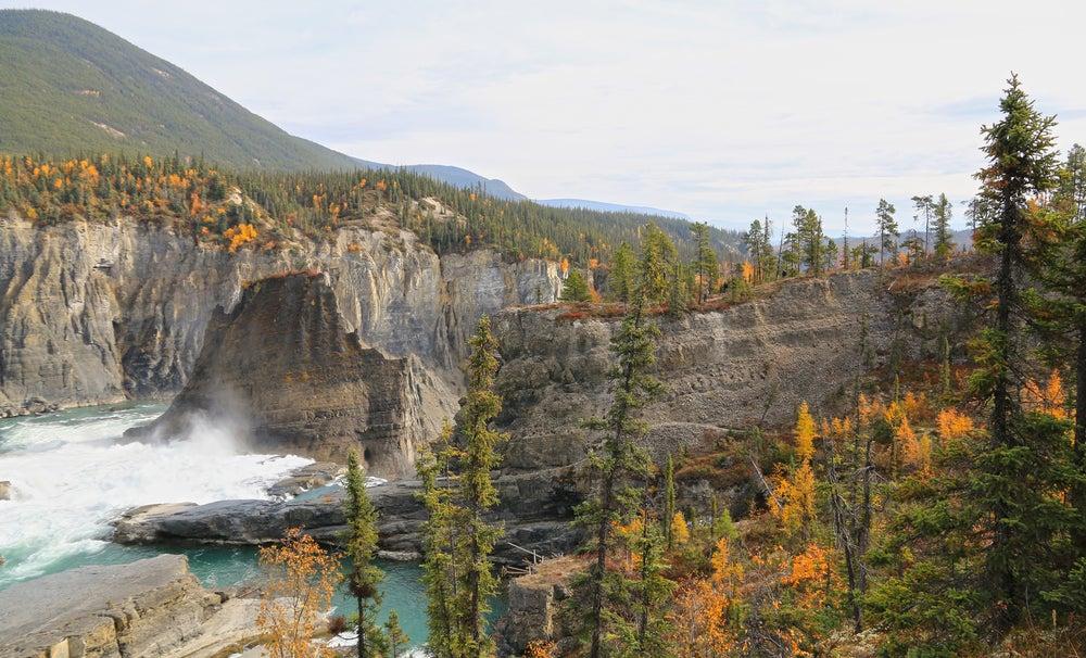 Canadá y su naturaleza: Parque Nacional Nahanni