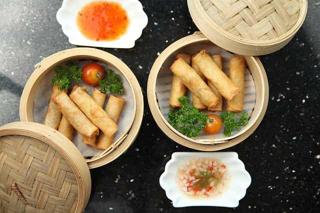 Vamos a probar los platos orientales más sabrosos