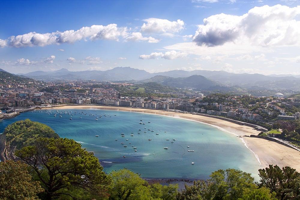 ¿Por qué es tan famosa la playa de La Concha?