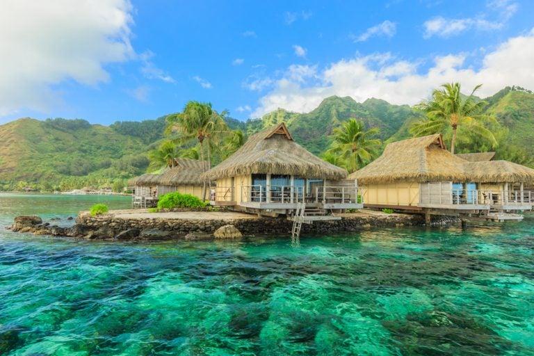Polinesia Francesa, un paraíso entre aguas