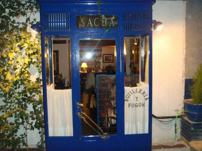 Restaurante Sacha en Madrid: tradición y calidad