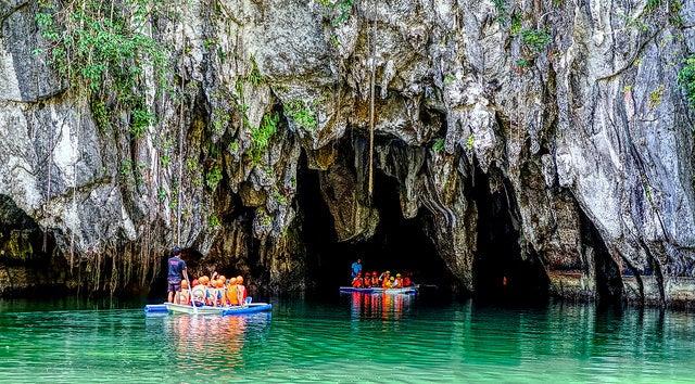 Puerto Princesa, una de las áreas protegidas de Filipinas