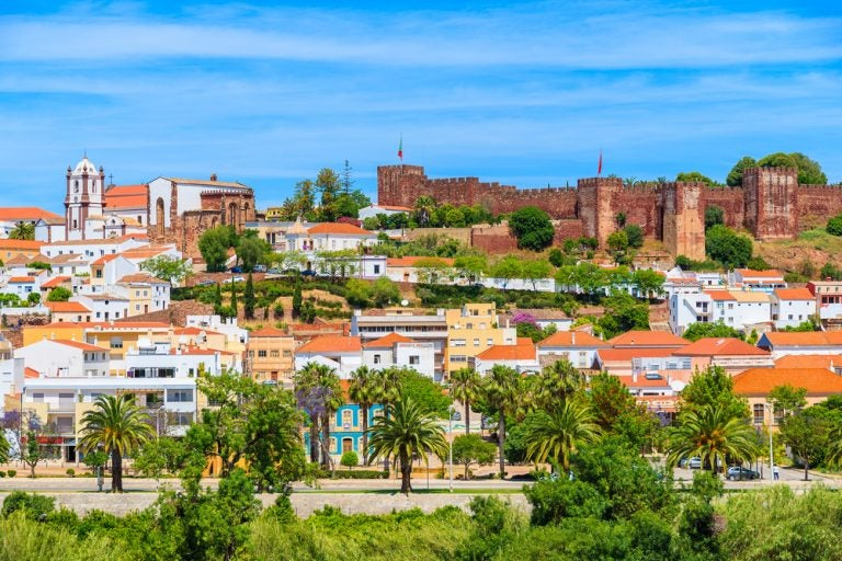 Una ruta en caravana con niños por Portugal