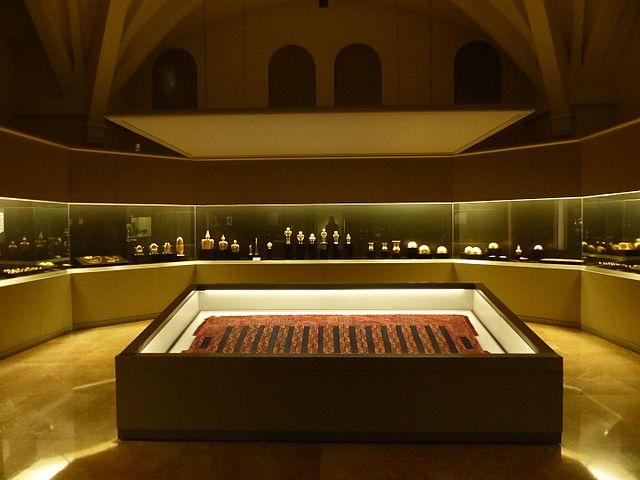 Tesoro de los Quimbayas en el Museo de América