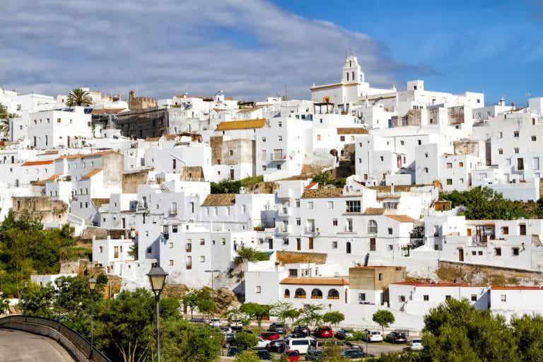 Vejer de la Frontera en Cádiz, la luz de un pueblo del sur