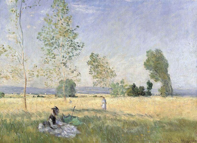 Las mejores obras de Claude Monet en los museos de París