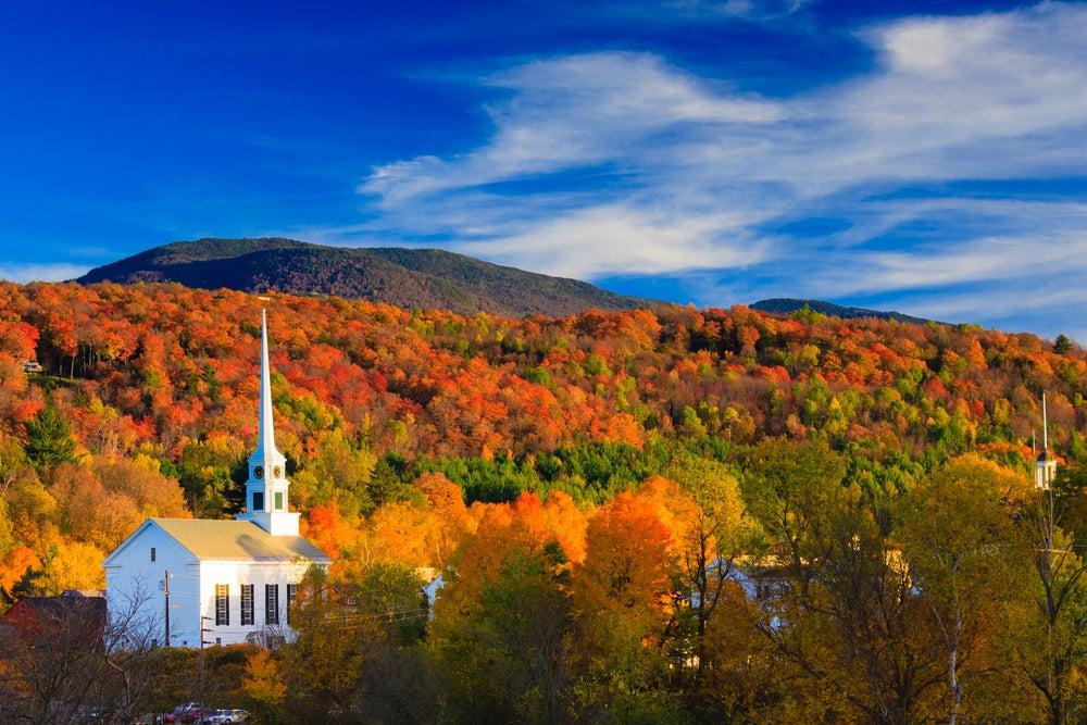 Vermont en Estados Unidos
