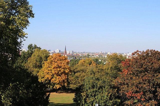 Viktoriapark en Berlin