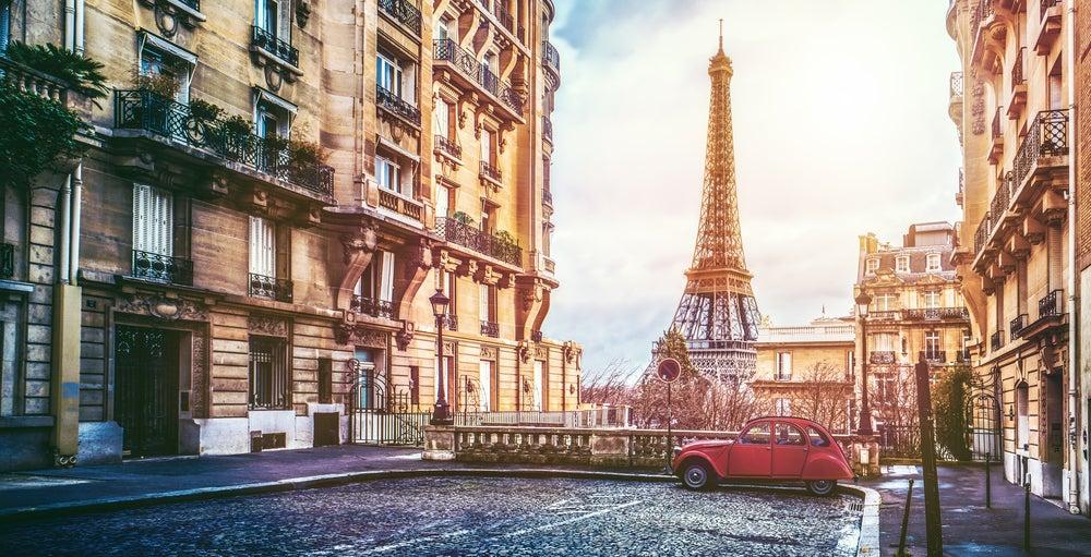 París, una de las ciudades más cinematográficas