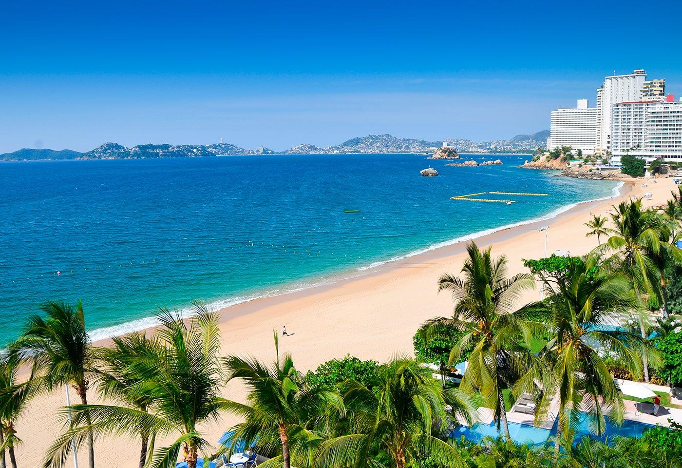 Acapulco en México