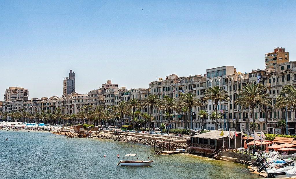 Alejandría en Egipto